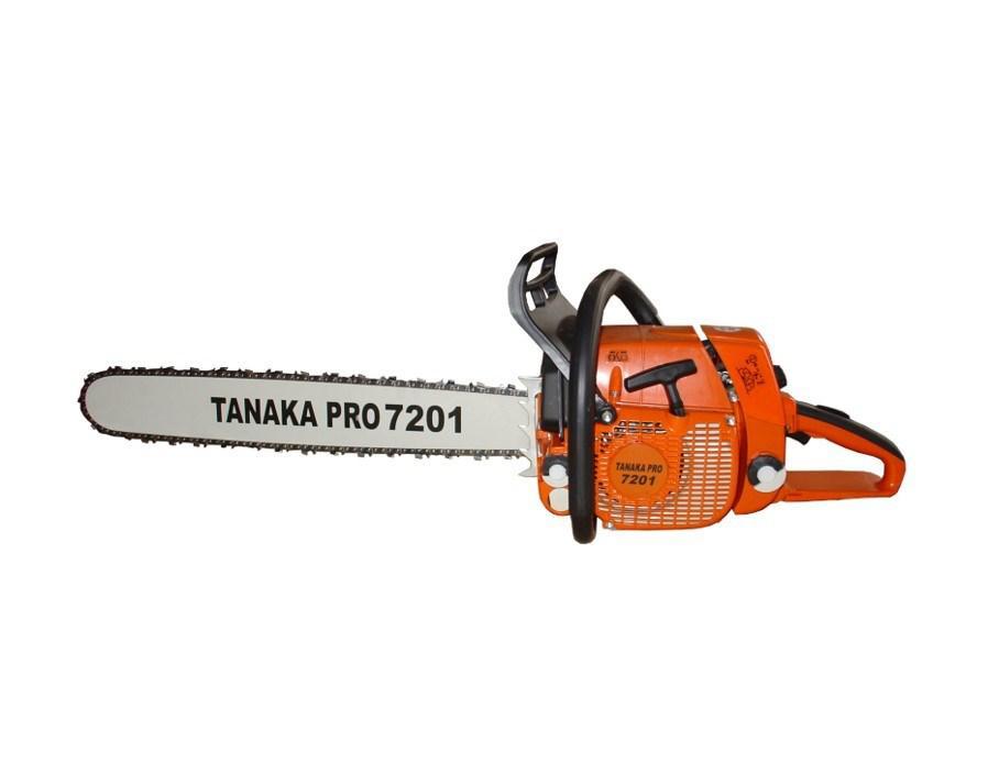 "Tanaka TCS33EDTP-12 Chainsaw 32cc 12"" Bar & Chain 2x New ...  Tanaka Chainsaw"